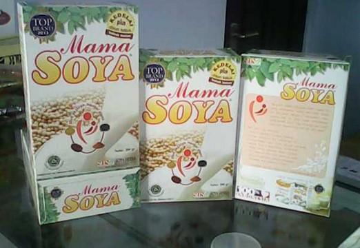 mama soya herbal pelancar asi diminati dan dicari karena khasiatnya teruji di jakarta selatan