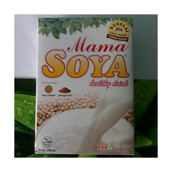 mama soya obat herbal pelancar asi ibu paling ampuh di serang 3