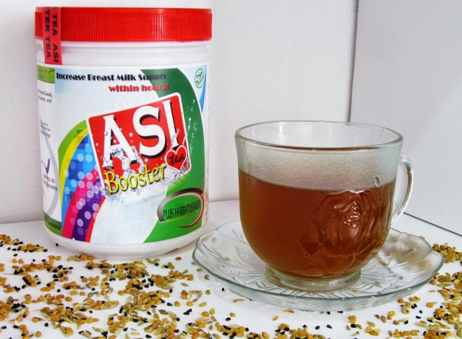pelancar asi berkhasiat di maksar merk asi booster tea