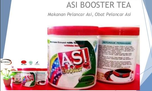 jual asi booster tea pelancar asi paling ampuh di kotabaru kalimantan selatan