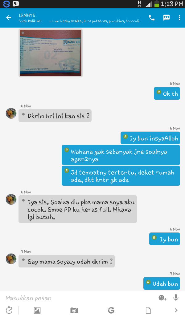mama soya herbal pelancar asi