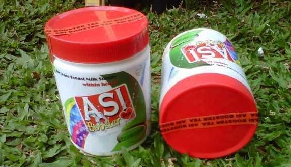 asi booster tea agen pasar senen jakarta pusat
