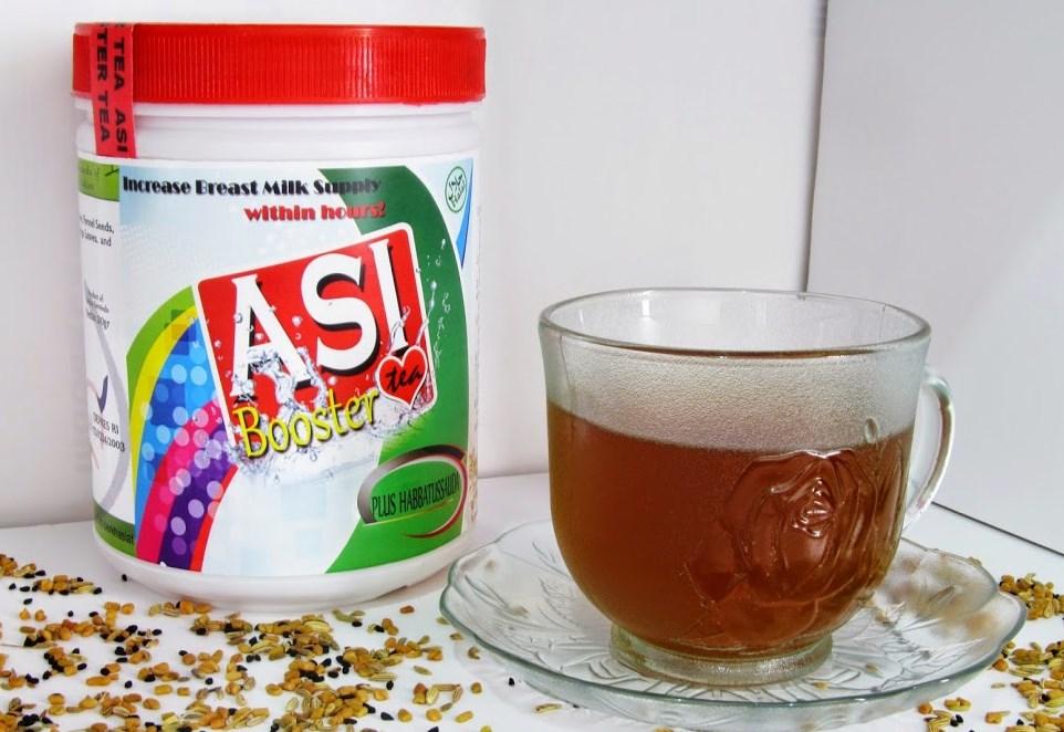 asi booster tea distributor jual di kebayoran jakarta selatan