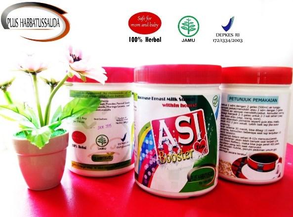 distributor jual pelancar asi booster tea