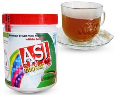 jual asi booster tea harga grosir pelanca asi alami di poso sulawesi