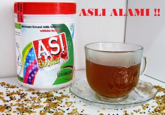 jual asi booster tea herbal pelancar paling bagus di palembang