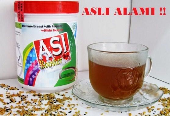 jual asi booster tea pelancar asi paling manjur di manado sulawesi utara