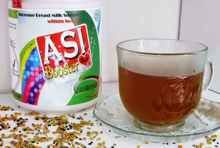 pelancar asi booster tea harga grosir jakarta