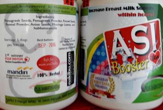 asi booster tea distributor tasimalaya jawa barat
