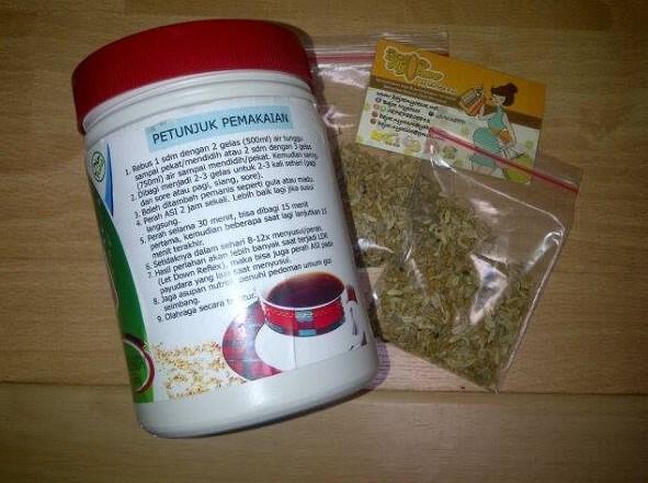 jual asi booster tea tarakan kalimantan utara