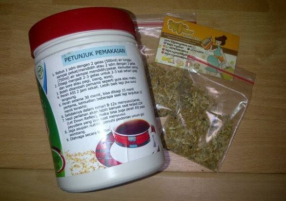 jual pelancar asi booster tea kota manado sulawesi utara