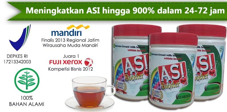 pelancar asi booster tea sorong papua