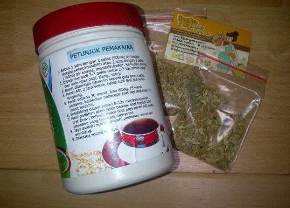 jual pelancar asi booster tea tea distributor kendari sulawesi