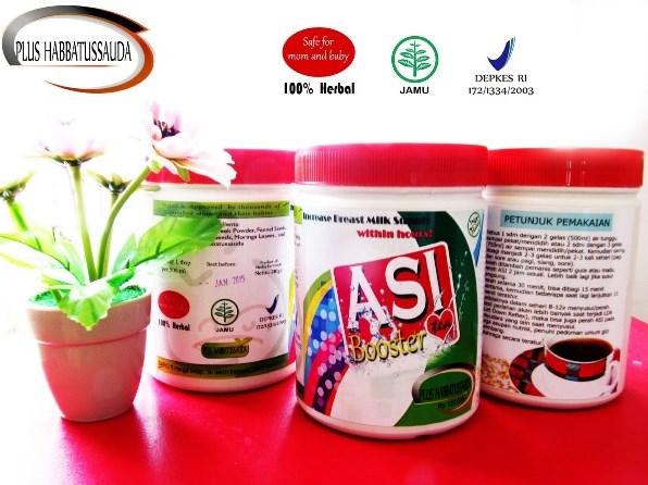 jual pelancar asi booster tea herbal di Kota Cilacap Banyumas Jawa Tengah