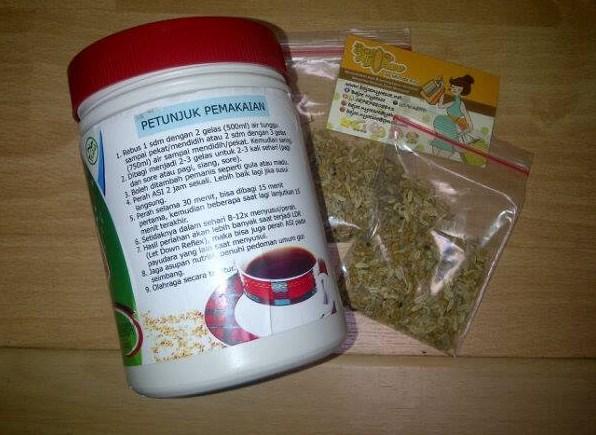 jual pelancar asi herbal booster tea di kota jambi harga grosir