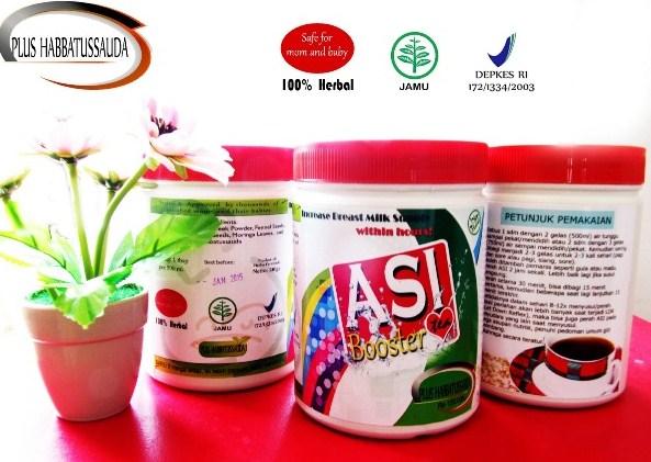 pelancar asi booster tea herbal agen distributor purbalingga banyumas jawa tengah