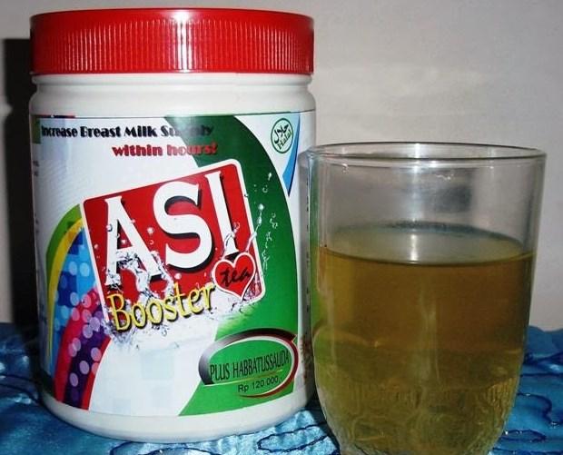 pelancar asi booster tea herbal agen kota batam kepulauan riau