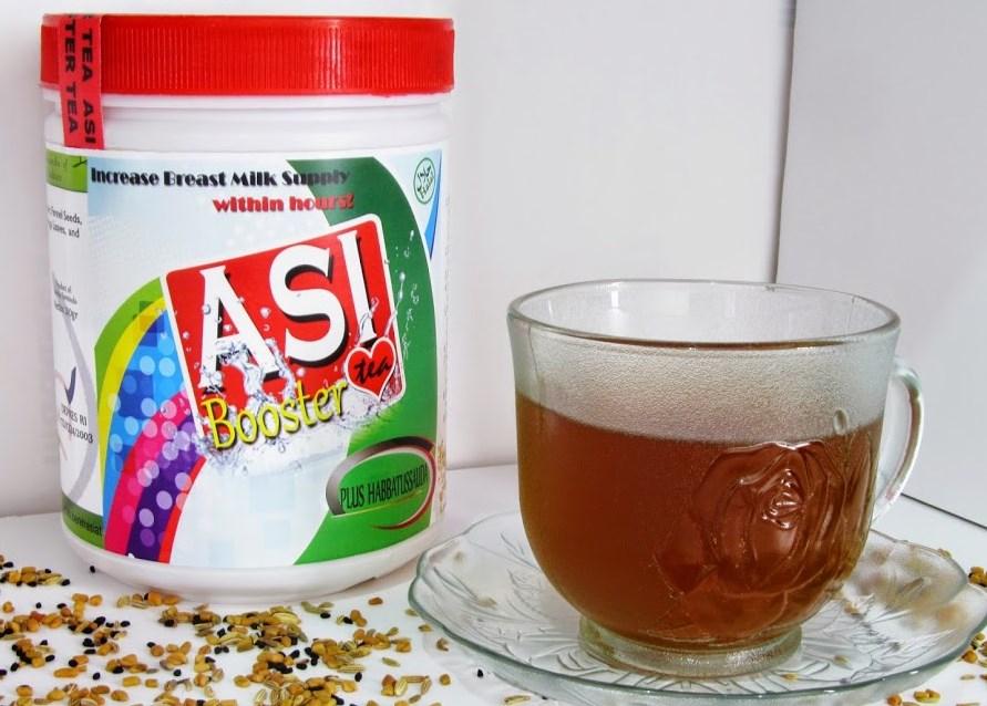 pelancar asi herbal booster tea cilacap banyumas jawa tengah