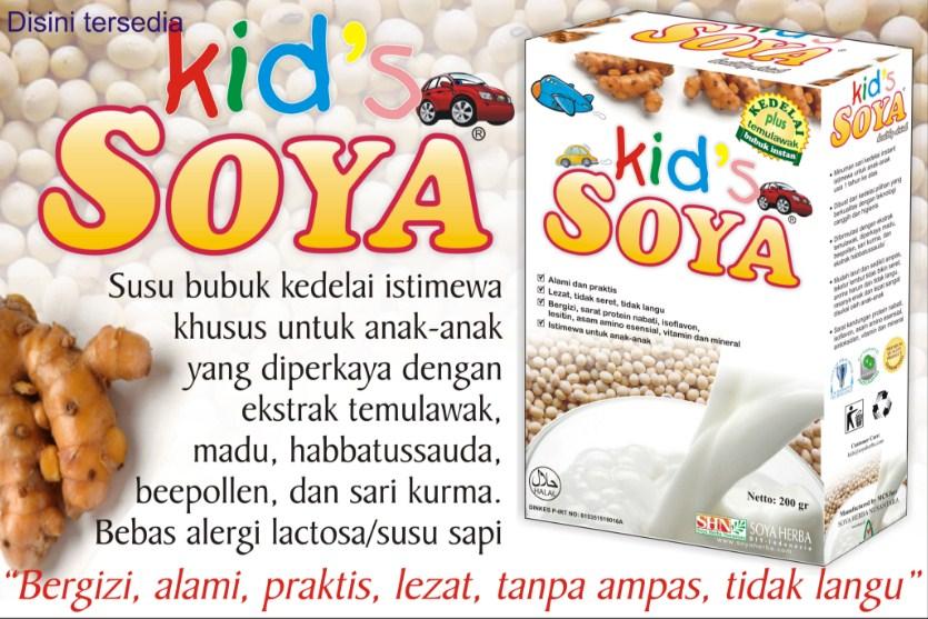 jual kids soya solusi alergi susu sapi di klender jakarta timur