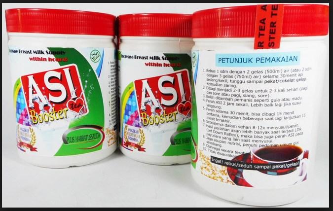 asi-booster-tea-pelancar-air-susu-ibu-manado-sulawesi-utara