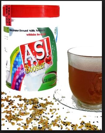 asi booster tea pelancar air susu ibu samarinda kalimantan timur